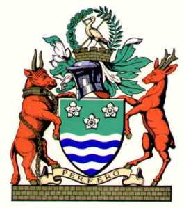 Arms Of Cumberland