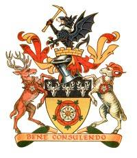 Arms Of Derbyshire