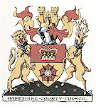 Arms Of Hampshire