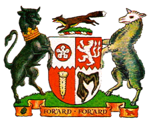 Arms Of Leicestershire