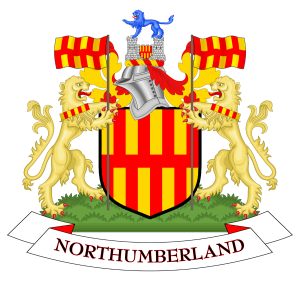 Arms Of Northumberland