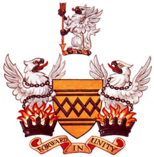 Arms Of West Midlands