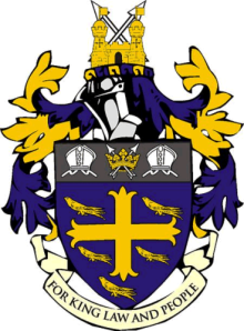 Arms Of West Suffolk