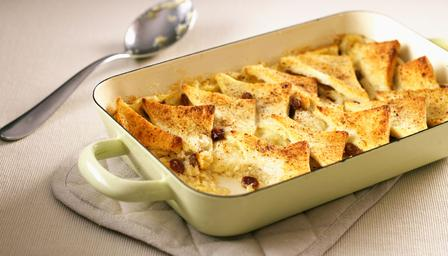 Variations On Bread & Butter Pudding | Granny Robertson's Cookbook