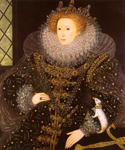 Elizabeth Tudor, Queen of England