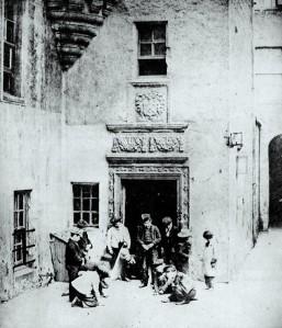 Cumberland House Boys School, Aberdeen c.1880