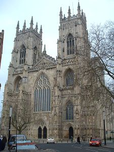 York Minster, West Facade