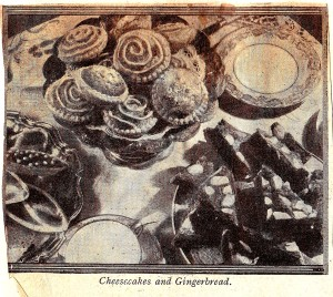 Cheesecakes & Gingerbread - image