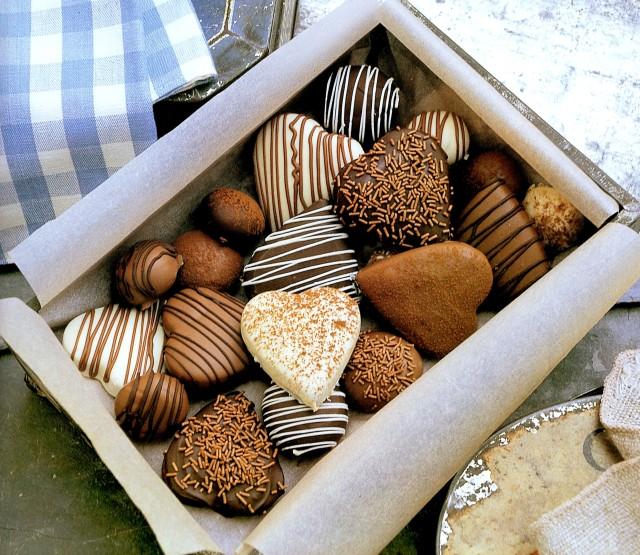 Chocolate Lebkuchen 2