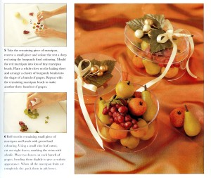 Marzipan Fruits 2