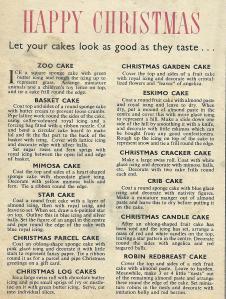 Xmas Cakes & Cookies 9
