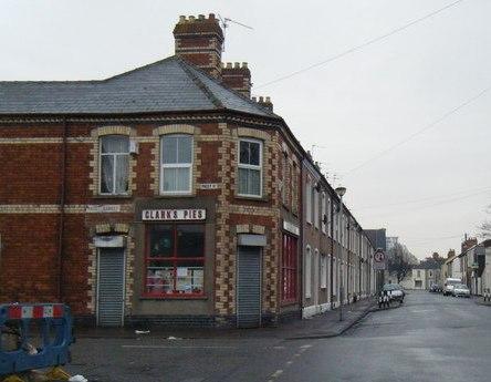 Clark's Pie Shop, Cardiff