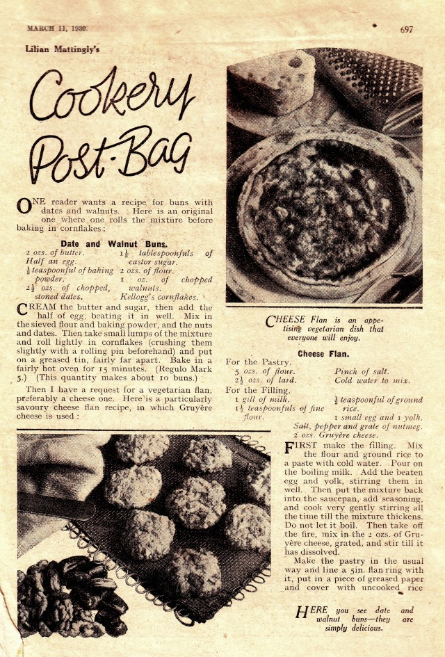 Cookery Post Bag 1