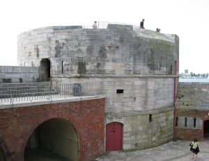 Round Tower, Southsea(Portsmouth)