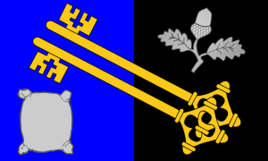 County Flag of Surrey