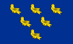 Flag of Sussex
