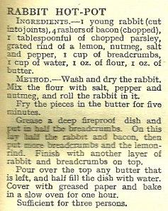 Rabbit Hot-Pot
