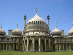 Royal Pavilion, Brighton, E. Sussex