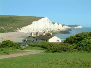 Seven Sisters  Cliffs, Sussex