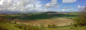 South Downs, nr Arundel, Sussex