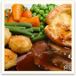 Roast Beef & Yorkshire