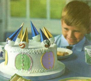 Clown Cake (2)