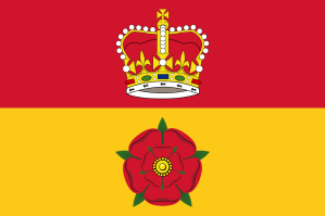 Flag of Hampshire