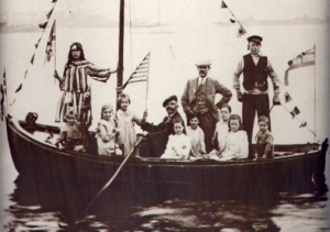 Boat Trip, early 20th c.