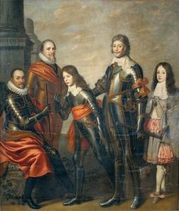 4 Princes of Orange