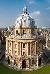 Radcliffe Camera, Oxford - Oct 2006