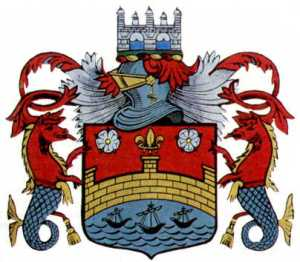 Arms Of Cambridge