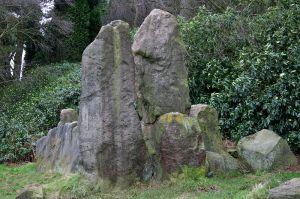 Bridestones, Cheshire