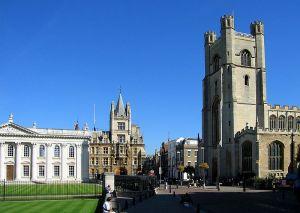 Cambridge Town Centre