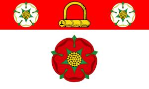 Flag of Northamptonshire