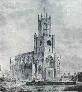 Fotheringay Church