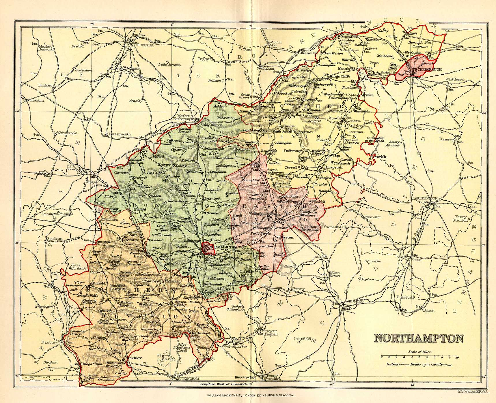 Regional England Northamptonshire Granny Robertsons Cookbook