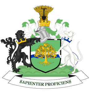Coat of arms of Nottinghamshire County Council