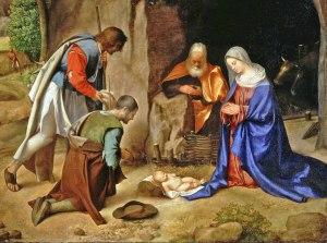 Giorgione, Nativity