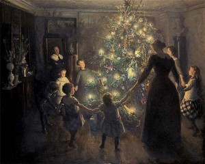 Johansen Viggo - Lighting the Tree