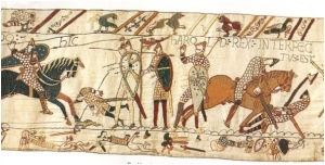 Bayeaux Tapestry, Harold