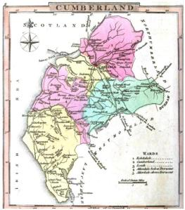 Cumberland - Gray, 1824