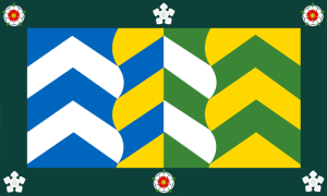 Flag of Cumbria
