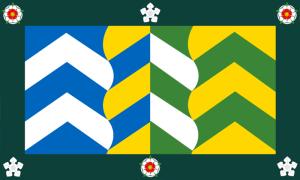 Flag of Cumbria