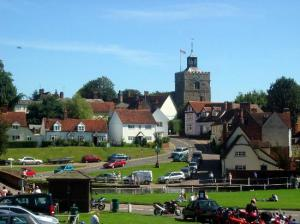 Finchingfield Village, Essex