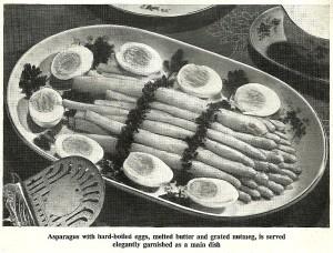 Holland - asparagus