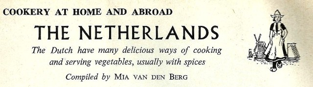 Holland - title
