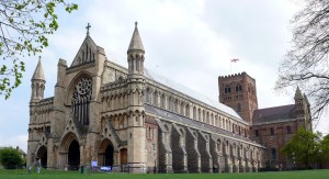 The Cathedral and Abbey Church of St Alban, Hertfordshire