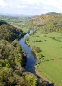 Symonds Yat scenic viewpoint