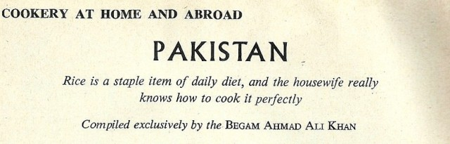 Pakistan - Title