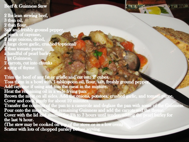 Irish Stew Recipe 4